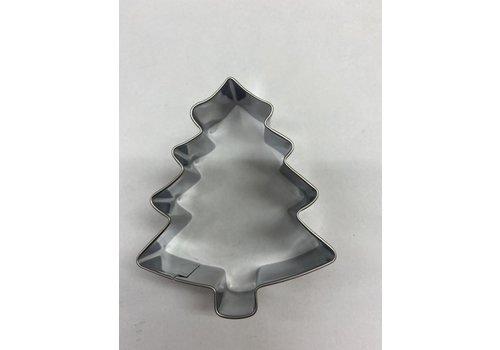 koekjesvorm krst kerstboom
