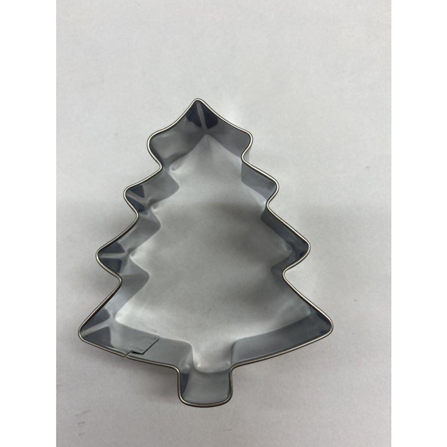 koekjesvorm krst kerstboom-1