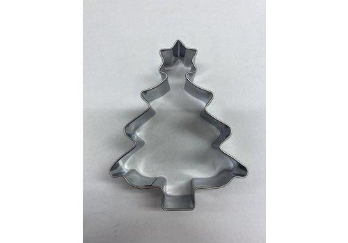 koekjesvorm krst kerstboom ster