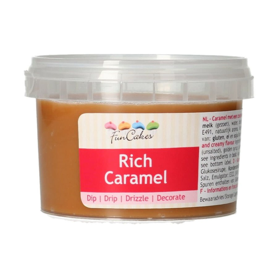 FunCakes Rich Caramel 300g-1