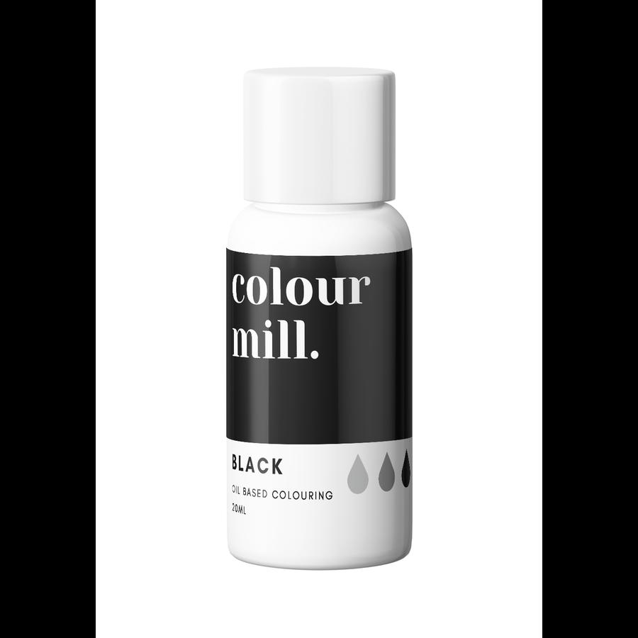colour mill black zwart 20ml-1