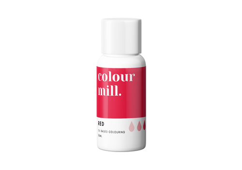 colour mill red rood 20ml