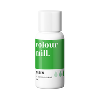 colour mill green groen 20ml