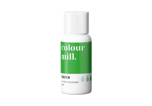 colour mill green groen 20ml