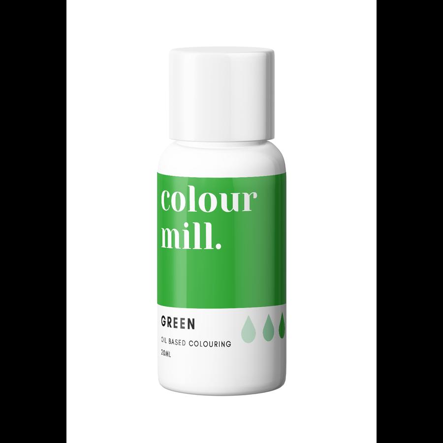 colour mill green groen 20ml-1