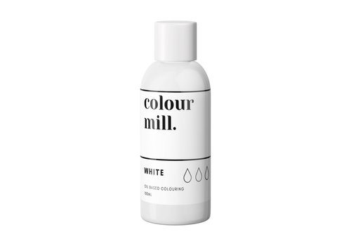 colour mill white 100ml