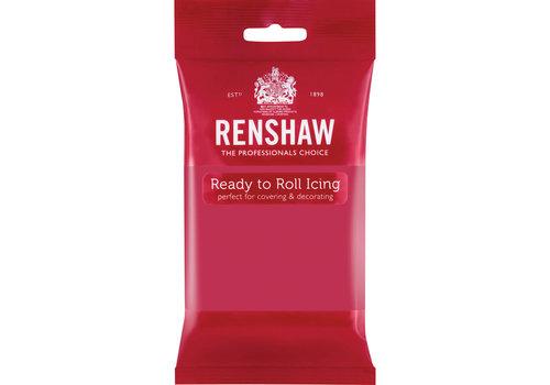 Renshaw Rolfondant Pro 250g - fuchsia roze