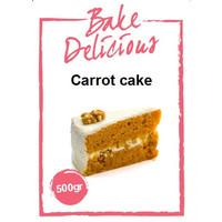 BD carrot cake 500gr