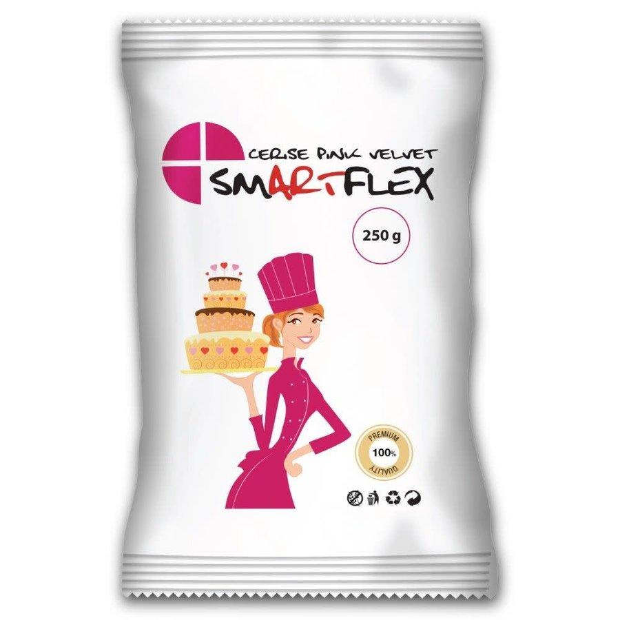 SmArtFlex velvet cerise roze 250gram-1