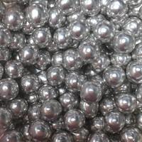 Crunchy parel zilver