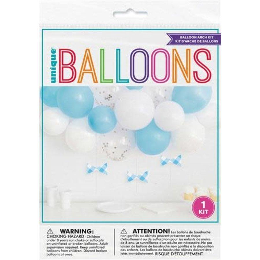 Ballonnenboogkit Blauw-1