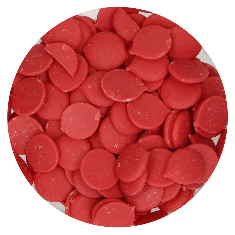 FunCakes Deco Melts -rood- 250g-3