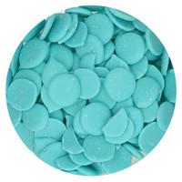thumb-Funcakes Deco Melts -licht blauw- 250g-2
