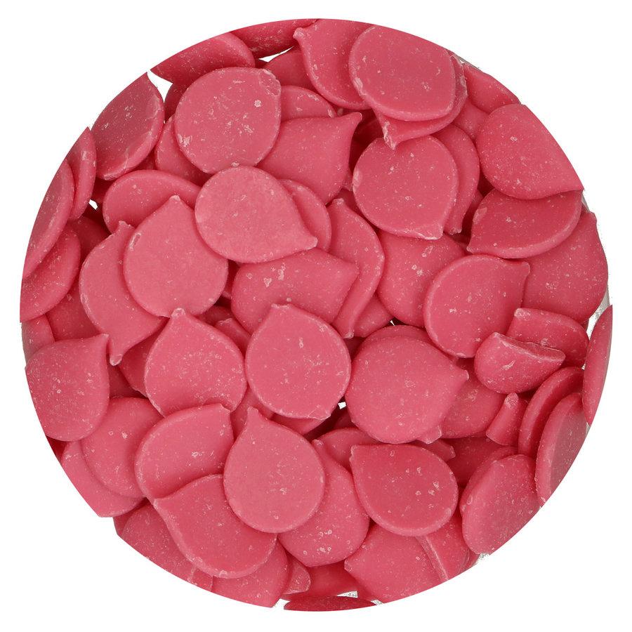 FunCakes Deco Melts -roze pink- 250g-2