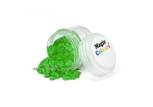 Magic Colours Edible Lustre Dust - Garden groen Sparkle- 8ml