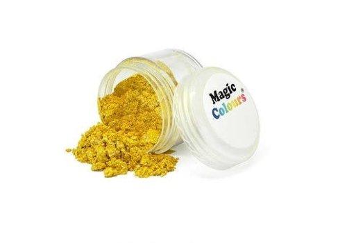 Magic Colours Edible Lustre Dust - Royal Gold goud - 8ml