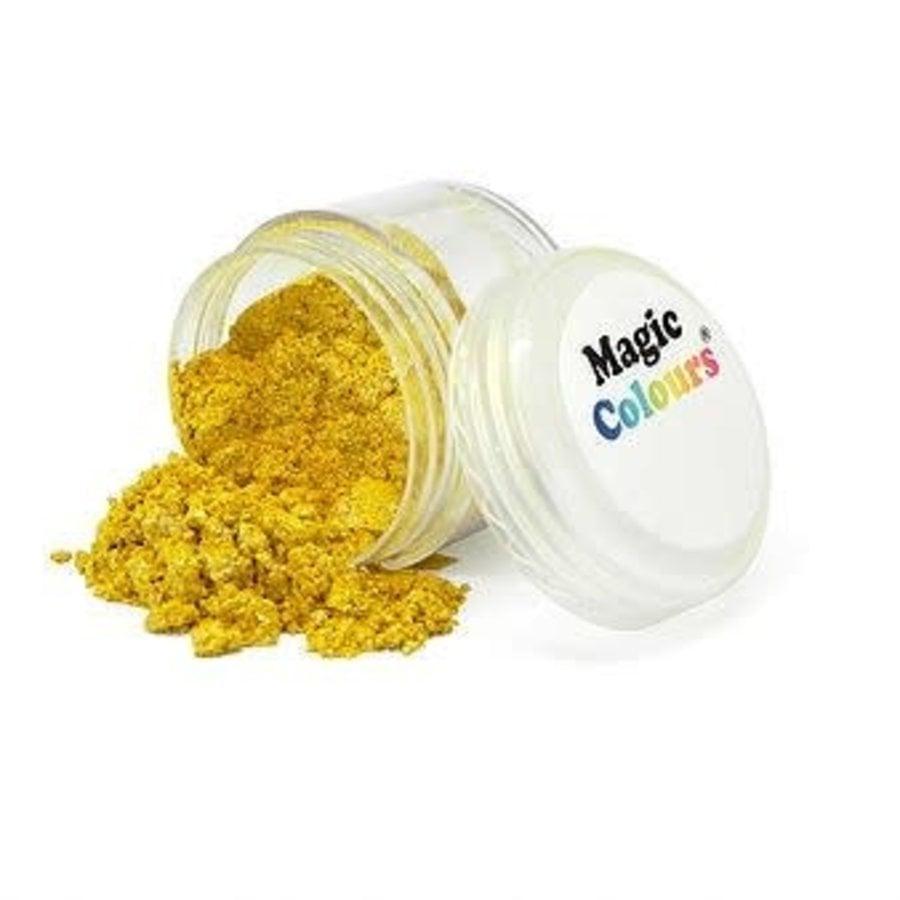 Magic Colours Edible Lustre Dust - Royal Gold goud - 8ml-1