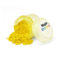 Magic Colours Edible Lustre Dust - Light Yellow geel - 8ml
