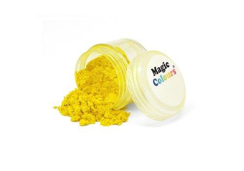 Magic Colours Edible Lustre Dust - Light Yellow geel - 8ml