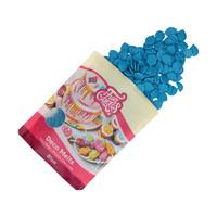 thumb-FunCakes Deco Melts -blue blauw- 250g-1