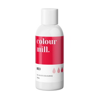 colour mill red rood 100ml