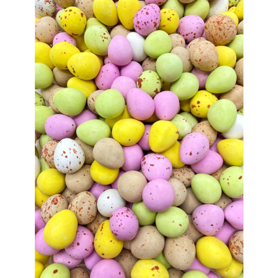 Mini eitjes (chocolade)-1