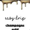 Easydrip EasyDrip Champagne Gold 100gr