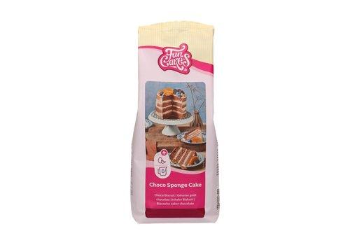 Mix voor Choco Biscuit 1kg