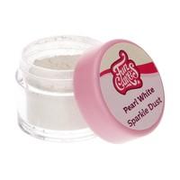 thumb-FunCakes Edible FunColours Sparkle Dust - Pearl White-2