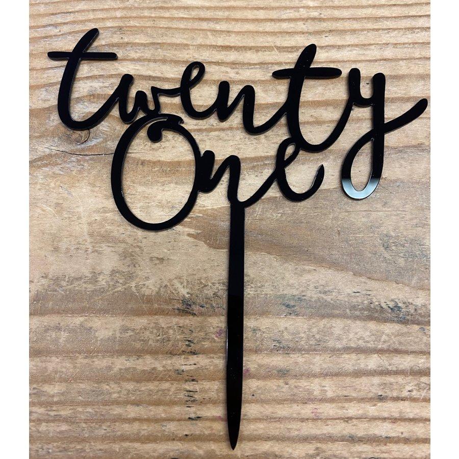 twentyone topper zwart-1