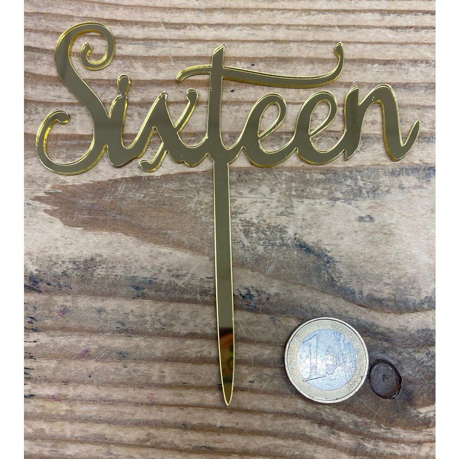 sixteen topper goud-2