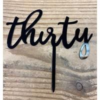 thumb-Thirty 30 topper zwart-1