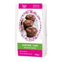 CHOCO CUPCAKE / CAKE MIX GLUTENVRIJ 400g