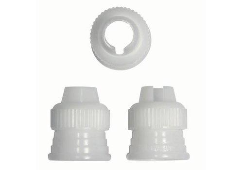 PME Spuitzak Adaptor Set/3