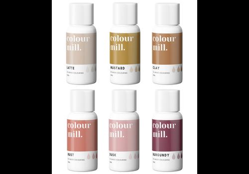 Colour Mill Desert pack 6st