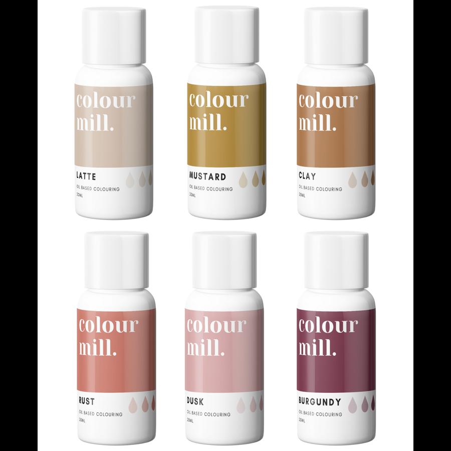Colour Mill Desert pack 6st-1