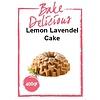 bake delicious bake delicious Lemon Lavendel cake