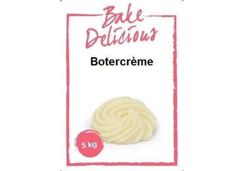 Bd botercreme 5kg