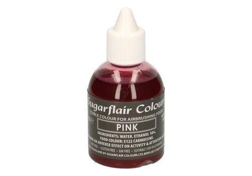 Sugarflair Airbrush Colouring -Pink- 60m