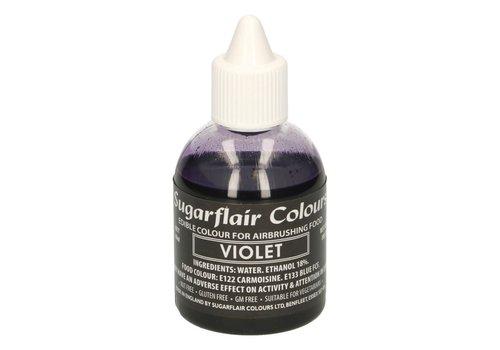 Sugarflair Airbrush Colouring -Violet- 60ml