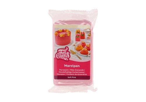 Marsepein soft roze pink 250gr