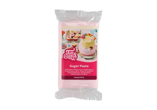 FunCakes Rolfondant -Pastel Pink- -250g-