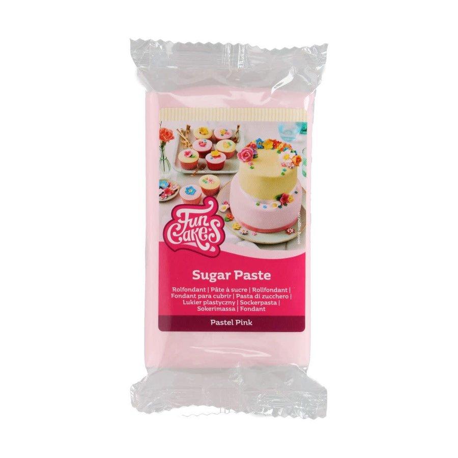 FunCakes Rolfondant -Pastel Pink- -250g--1