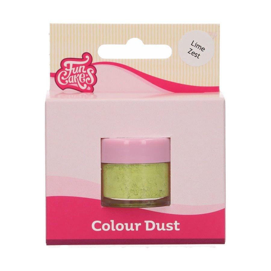 Lime Zest colour dust-1