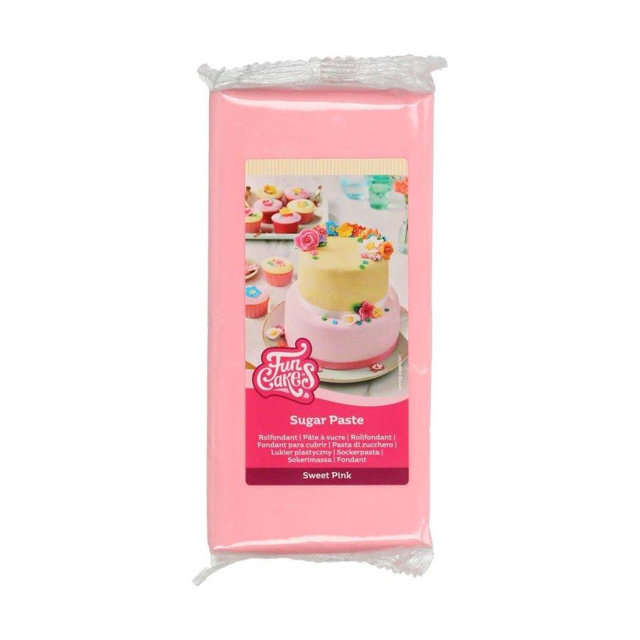 Rolfondant -Sweet Pink- -1kg--1