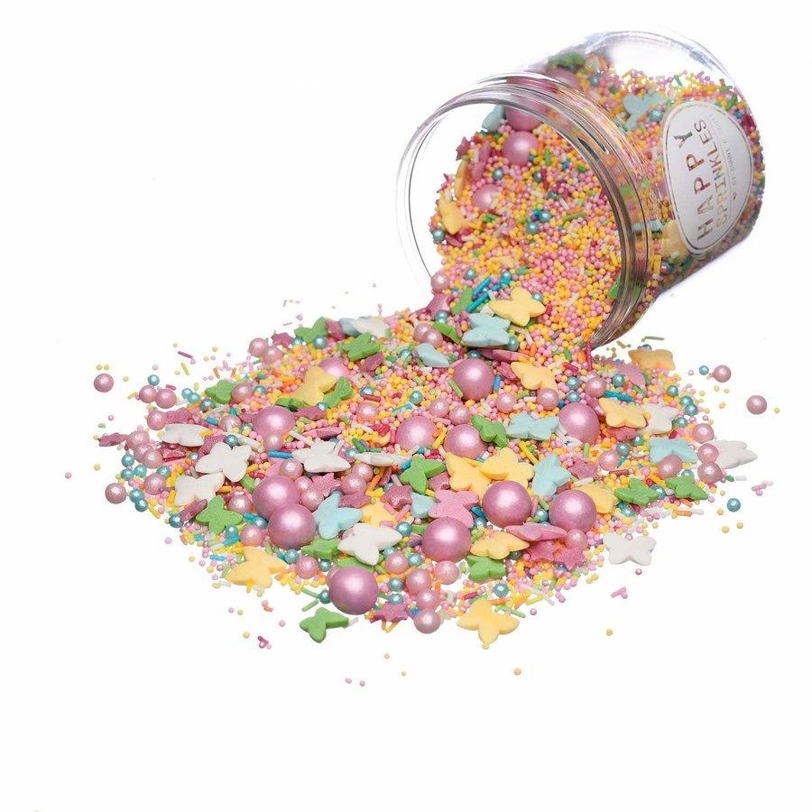 Pastel summer Happy sprinkles 90gr-1