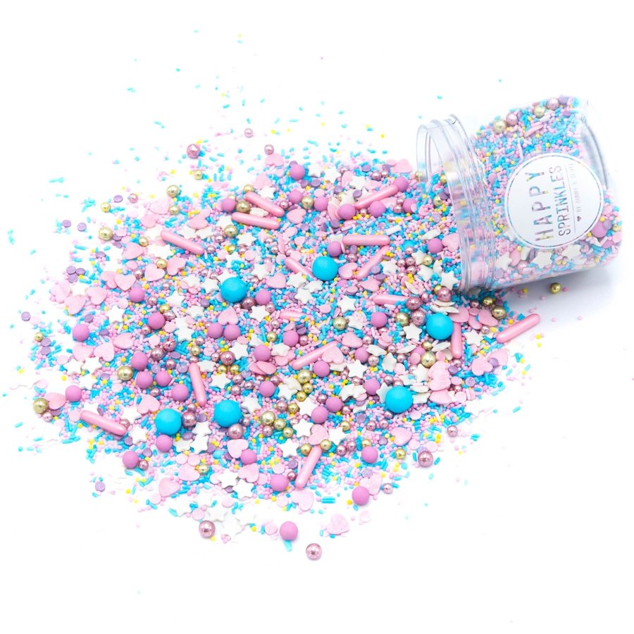Cotton Candy Happy sprinkles 90gr-1
