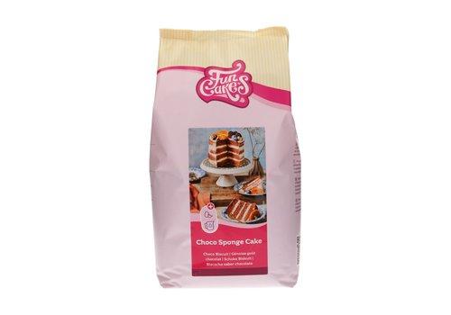 FunCakes Bakmix voor Choco Biscuit 4kg