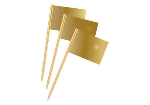 Prikkers goud 50 stuks