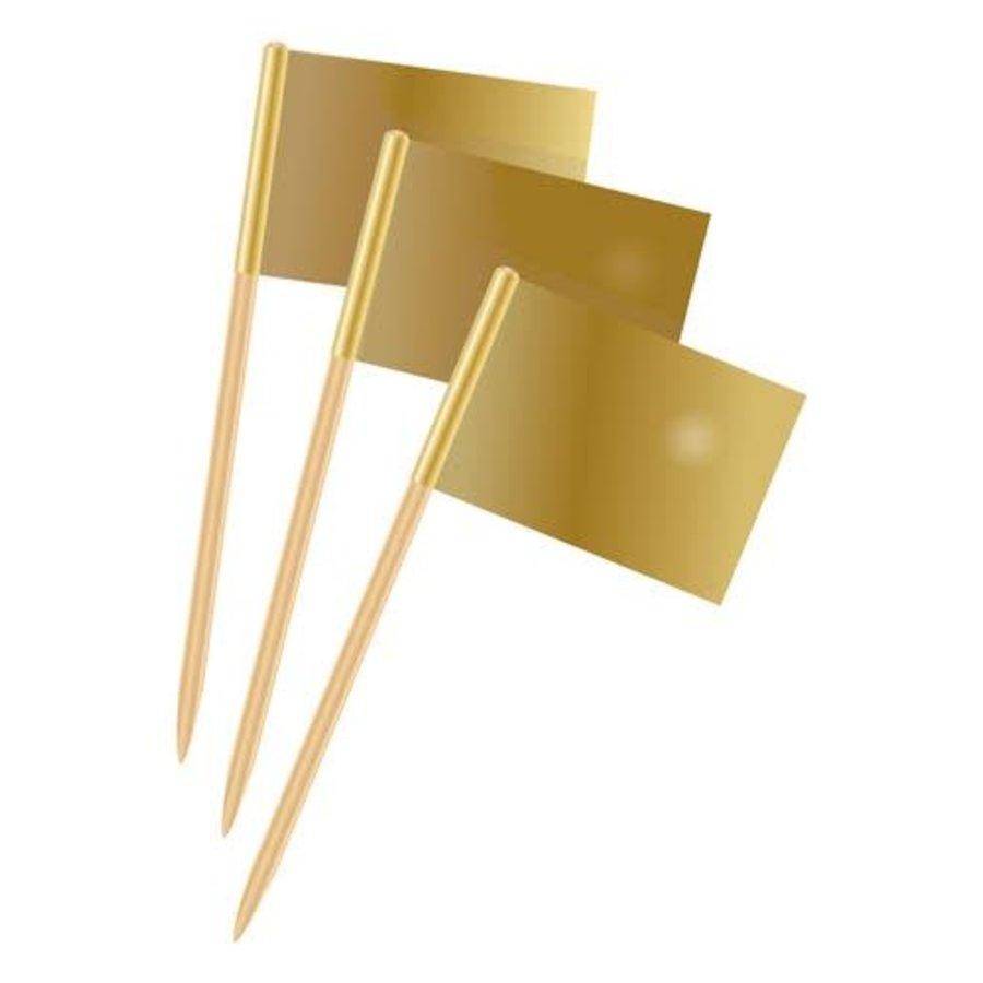 Prikkers goud 50 stuks-1